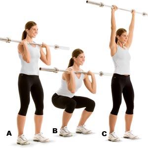 Les 5 meilleurs Exercices pour les femmes