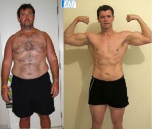 coaching sportif perdre du poids homme